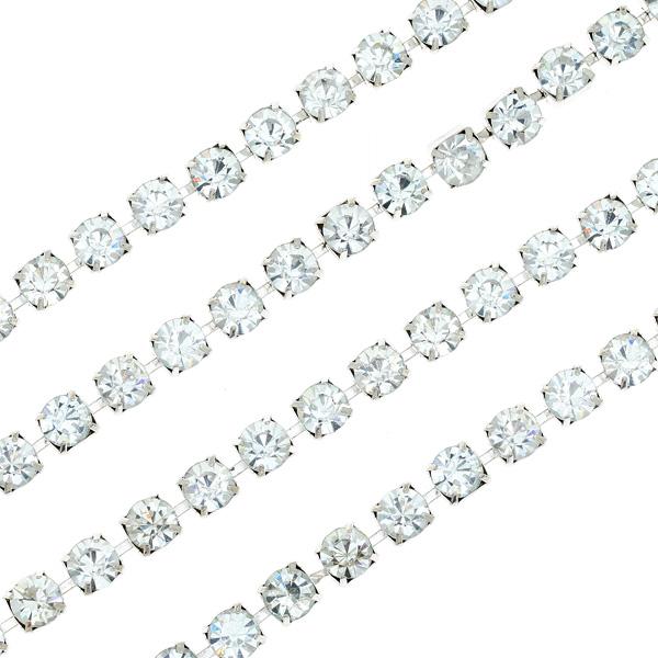 Αλυσίδα SS45 Crystal / Nickel