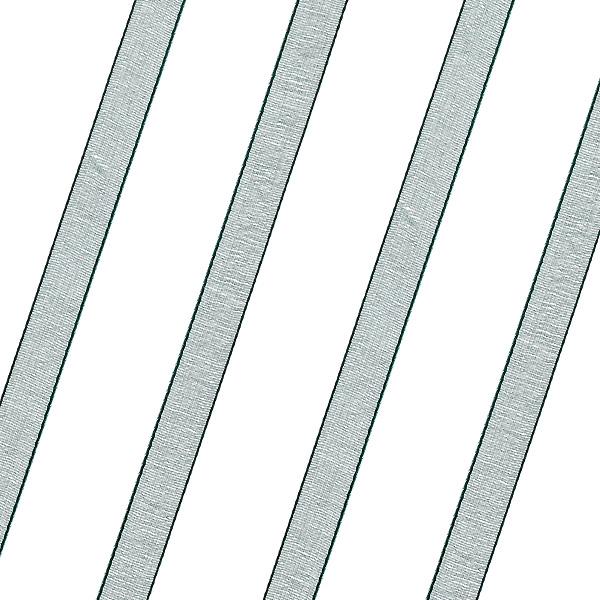 Κορδέλα από Οργάντζα 6mm. χρ. Πράσινο # 49 (Νέα Παραλαβή)