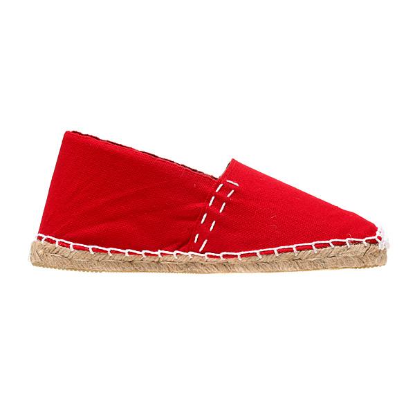 2270 # Μονόχρωμη Γυναικεία Εσπαντρίγια χρ. Κόκκινο