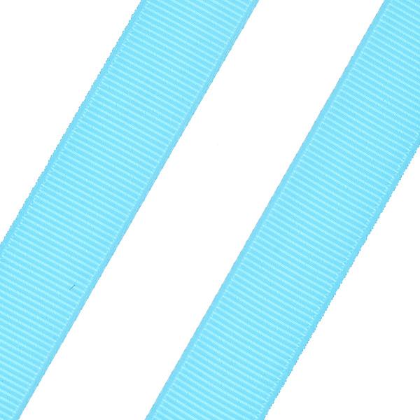 Κορδέλα Γκρο 16mm. χρ. Τυρκουάζ # 67 (Νέα Παραλαβή)