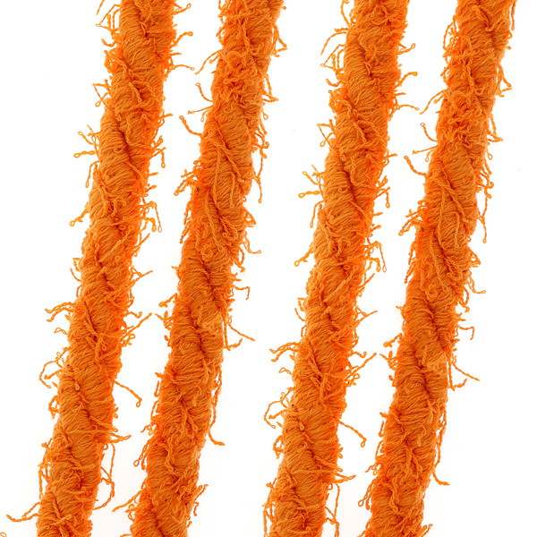 Art 437 Κορδονέτο Πετσετέ 10 mm χρ. Πορτοκαλί # 5
