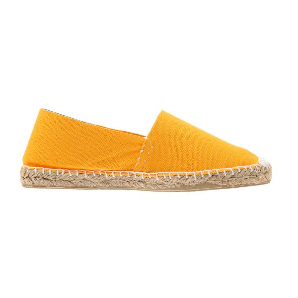 2270 # Μονόχρωμη Γυναικεία Εσπαντρίγια χρ. Κίτρινο
