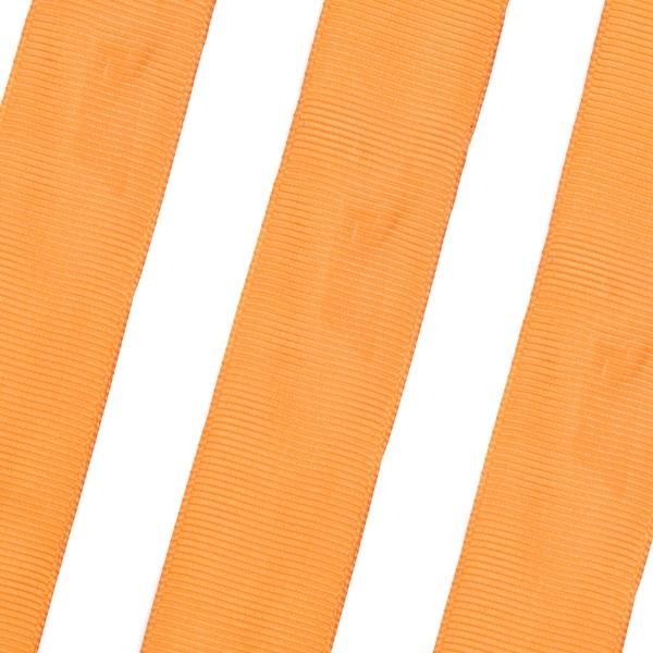 Κορδέλα Γκρο 25mm. χρ. Πορτοκαλί