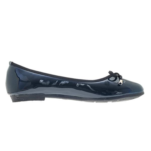 9692 # Μπαλαρίνα από Λουστρίνι με Φιόγκο χρ. Μπλε