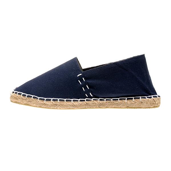 2270 # Μονόχρωμη Γυναικεία Εσπαντρίγια χρ. Μπλε Navy