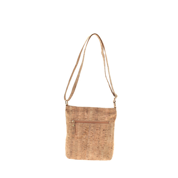 Art 20 Μικρή Τσάντα από Φελλό χρ. Μπεζ