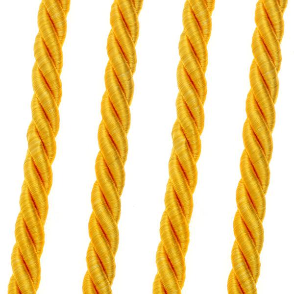 Art 402 Κορδονέτο 10 mm χρ. Κίτρινο # 86