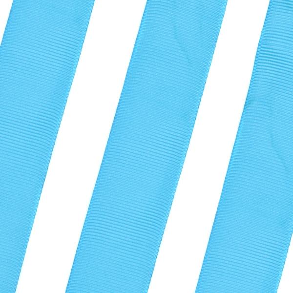 Κορδέλα Γκρο 25mm. χρ. Τυρκουάζ