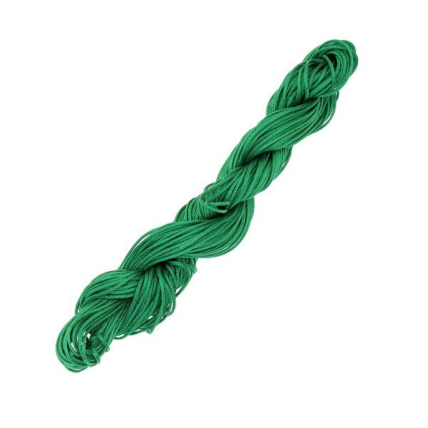 Κλωστή Μακραμέ 1.0 mm χρ. Πράσινο # 552