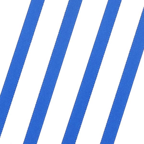 Κορδέλα Σατέν 6mm. χρ. Μπλε Ρουά # 73 (Νέα Παραλαβή)