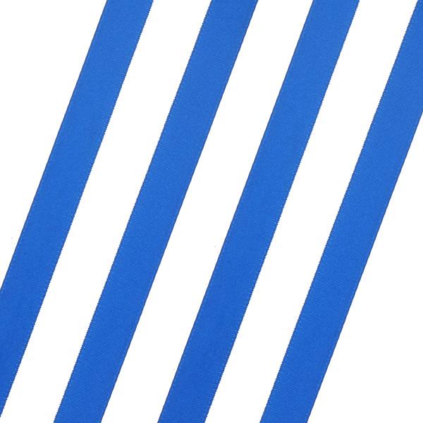 Κορδέλα Σατέν 9mm. χρ. Μπλε Ρουά # 73 (Νέα Παραλαβή)