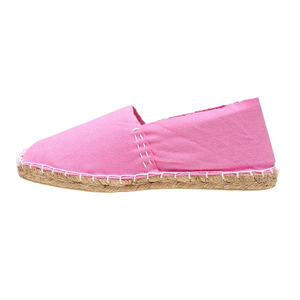 2270 # Μονόχρωμη Γυναικεία Εσπαντρίγια χρ. Ροζ