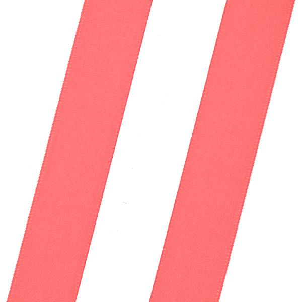 Κορδέλα Σατέν 16mm. χρ. Κοραλί # 39 (Νέα Παραλαβή)