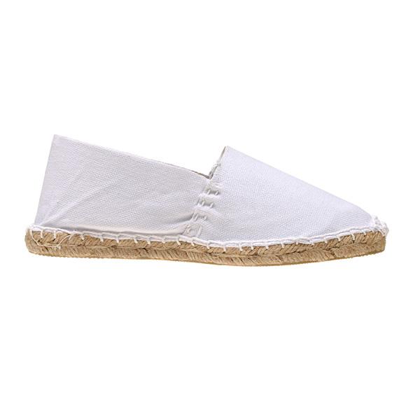 2270 # Μονόχρωμη Γυναικεία Εσπαντρίγια χρ. Λευκό